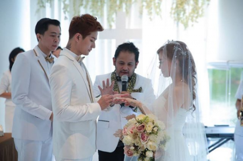 Lee-jeong-hoon-wedding 1